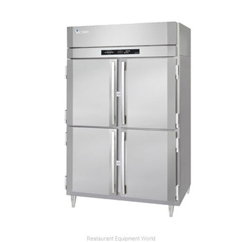 Victory FSA-2D-S1-EW-HD Reach-In Freezer 2 sections