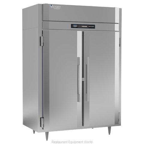 Victory FSA-2D-S1-EW-PT-HC Freezer, Pass-Thru