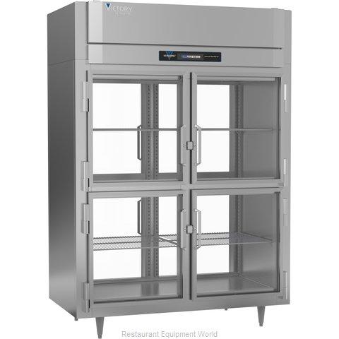 Victory FSA-2D-S1-EW-PT-HG-HC Freezer, Pass-Thru