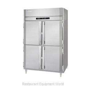 Victory FSA-2D-S1-EWPTHD Pass-Thru Freezer 2 sections