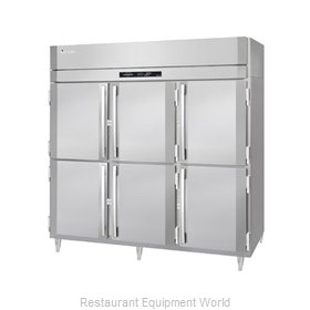 Victory FSA-3D-S1-EW-HD Freezer, Reach-In