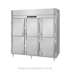 Victory FSA-3D-S1-EW-HS Freezer, Reach-in