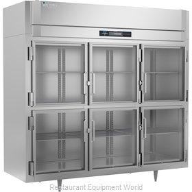 Victory FSA-3D-S1-EWHDGDHC Freezer, Reach-In