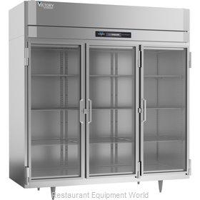 Victory FSA-3D-S1-GD-HC Freezer, Reach-In