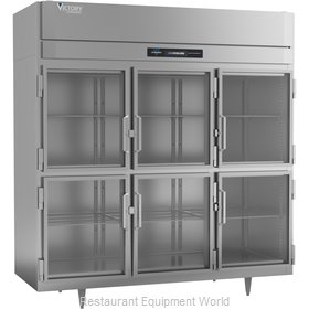 Victory FSA-3D-S1-HG-HC Freezer, Reach-In