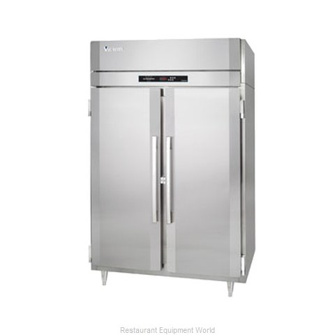 Victory HA-2D-1-PT Pass-Thru Heated Cabinet 2 section