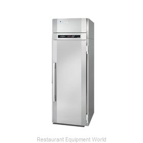 Victory HIS-1D-1 Heated Cabinet, Roll-In