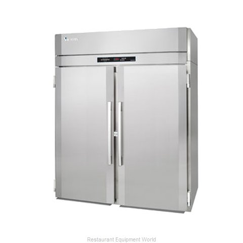 Victory HIS-2D-1-PT Roll-Thru Heated Cabinet 2 section