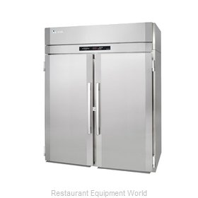 Victory HIS-2D-1-XH Heated Cabinet, Roll-In