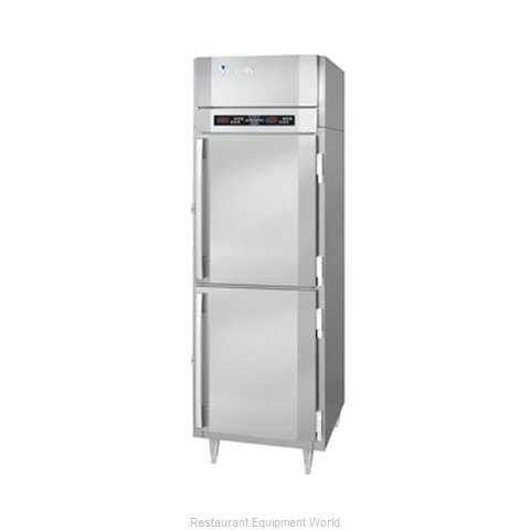 Victory HRS-1D-S1-EW-HD Refrigerated Heated Cabinet Dual Temp