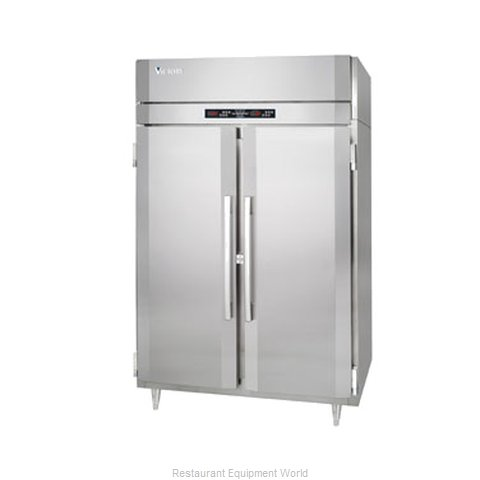 Victory HRS-2D-S1-EW-PT Refrigerated/Heated Pass-Thru, Dual Temp (Magnified)