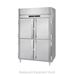 Victory HRSA-2D-S1-EW-HD Refrigerated/Heated Cabinet, Dual Temp