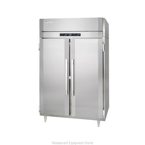 Victory HRSA-2D-S1-EW Refrigerated Heated Cabinet Dual Temp