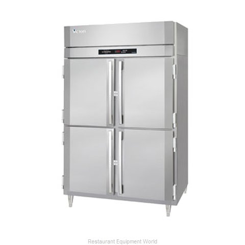 Victory HS-2D-1-HD Reach-In Heated Cabinet 2 section