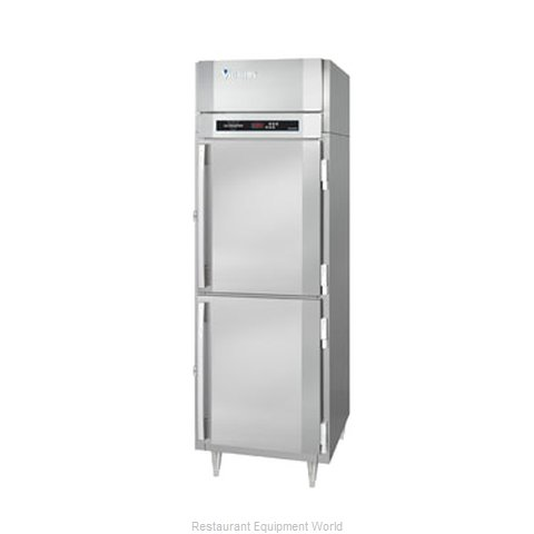 Victory HSA-1D-1-EW-PTHD Pass-Thru Heated Cabinet 1 section