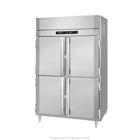 Victory HSA-2D-1-EW-PTHD Pass-Thru Heated Cabinet 2 section