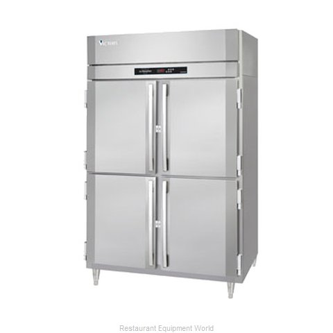 Victory HSA-2D-1-HD Reach-In Heated Cabinet 2 section