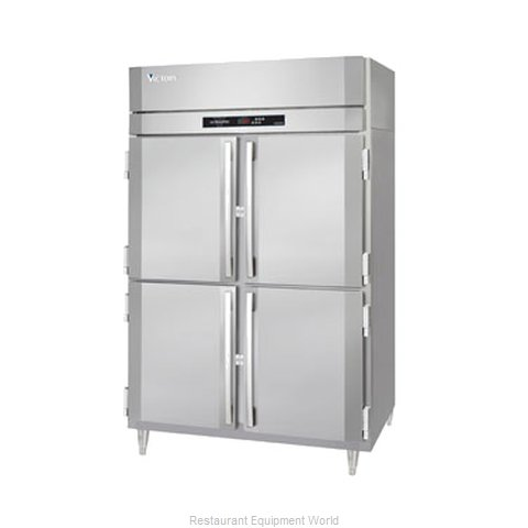 Victory RA-2D-S1-PT-HD Pass-Thru Refrigerator 2 sections