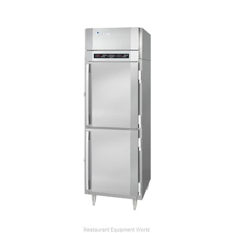 Victory RFS-1D-S1-EWPTHD Pass-Thru Dual Temp Cabinet 1 section