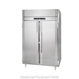 Victory RFS-2D-S1-EW-PT Refrigerator Freezer, Pass-Thru