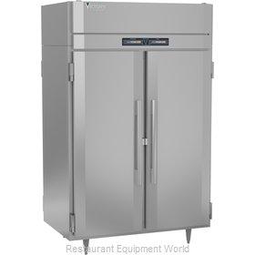 Victory RFS-2D-S1-PT-HC Refrigerator Freezer, Pass-Thru