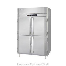 Victory RFS-2D-S1-PT-HD Refrigerator Freezer, Pass-Thru