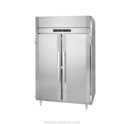 Victory RFS-2D-S1 Reach-In Dual Temp Cabinet self-contained