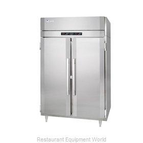 Victory RFSA-2D-S1-EW-PT-HC Refrigerator Freezer, Pass-Thru