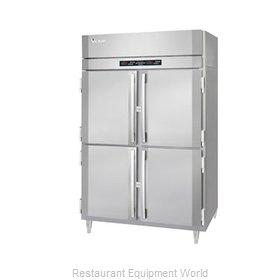 Victory RFSA-2D-S1-PT-HD-HC Refrigerator Freezer, Pass-Thru