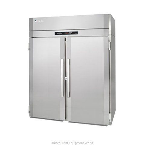 Victory RIA-2D-S1 Roll-in Refrigerator 2 sections
