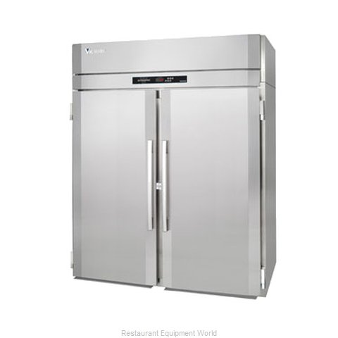 Victory RIS-2D-S1-PT-XH Refrigerator, Roll-Thru (Magnified)