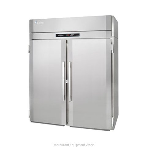 Victory RIS-2D-S1-XH Roll-in Refrigerator 2 sections