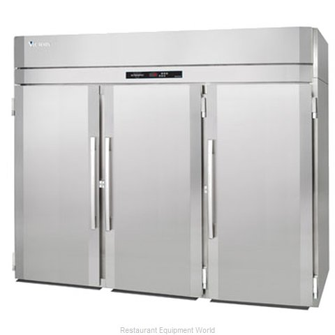 Victory RIS-3D-S1-PT Refrigerator, Roll-Thru (Magnified)