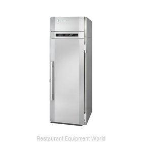 Victory RISA-1D-S1-XH Refrigerator, Roll-In