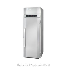 Victory RISA-1D-S1 Refrigerator, Roll-In