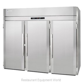 Victory RISA-3D-S1 Roll-in Refrigerator 3 sections