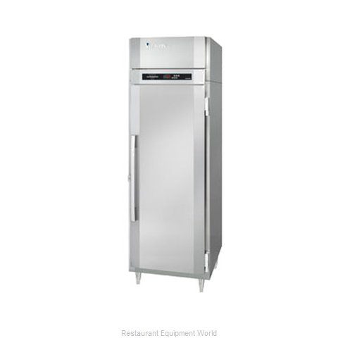 Victory RS-1D-S1-EW-PT Pass-Thru Refrigerator 1 section