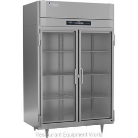 Victory RS-2D-S1-G-HC Refrigerator, Reach-In
