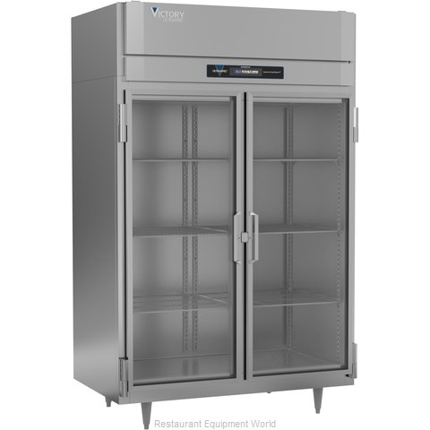 Victory RS-2D-S1-HC-GD Refrigerator, Reach-In
