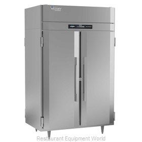 Victory RS-2D-S1-PT-HC Refrigerator, Pass-Thru