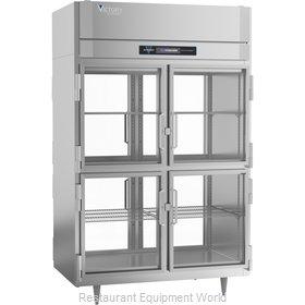 Victory RS-2D-S1-PT-HD-GD-HC Refrigerator, Pass-Thru
