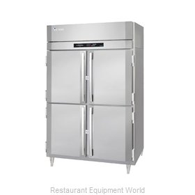 Victory RS-2D-S1-PT-HD Refrigerator, Pass-Thru