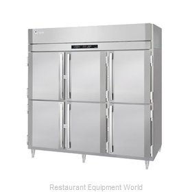 Victory RS-3D-S1-EW-HD Reach-in Refrigerator 3 sections