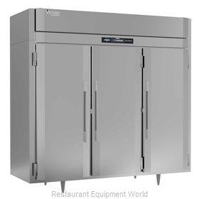 Victory RS-3D-S1-EW-PT-HC Refrigerator, Pass-Thru