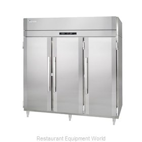 Victory RS-3D-S1-EW Reach-in Refrigerator 3 sections