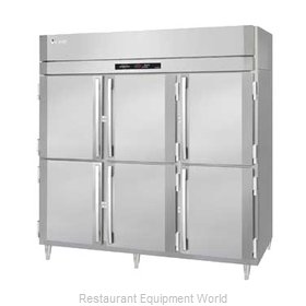 Victory RS-3D-S1-HD Reach-in Refrigerator 3 sections