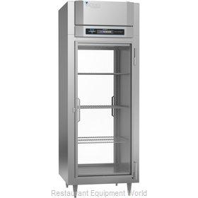 Victory RSA-1D-S1-EW-PT-GD-HC Refrigerator, Pass-Thru