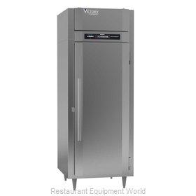 Victory RSA-1D-S1-EWPTHC Refrigerator, Pass-Thru