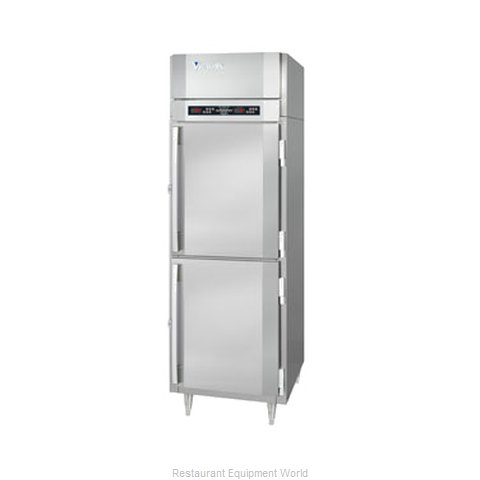 Victory RSA-1D-S1-EWPTHD Pass-Thru Refrigerator 1 section (Magnified)