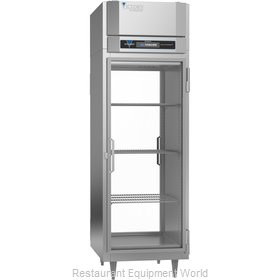 Victory RSA-1D-S1-PT-GD-HC Refrigerator, Pass-Thru